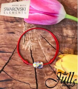 Дамска гривна SWAROVSKI Chameleon Scarabaeus