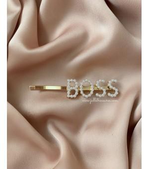Фиба BOSS с перлички