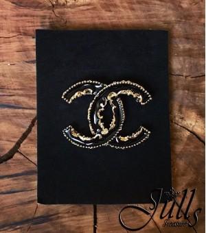 Брошка Chanel 12